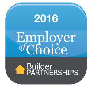 Builder Partnerships Names American Classic Homes as Winners of the Employer of Choice Award