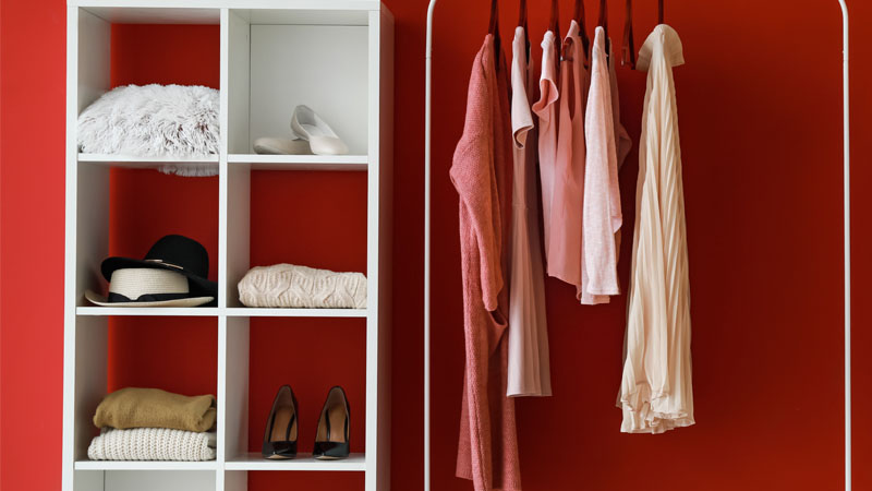 How to Organize Your Walk-In Closet