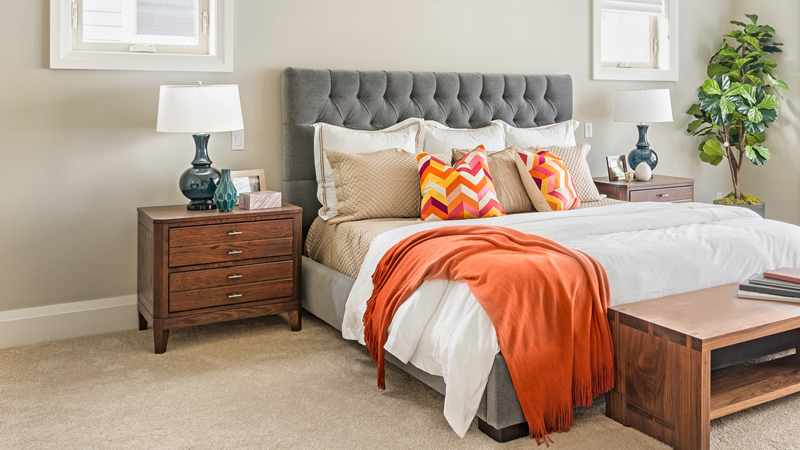 The Homeowner's Starter Guide to Creating a Perfect Owner's Bedroom