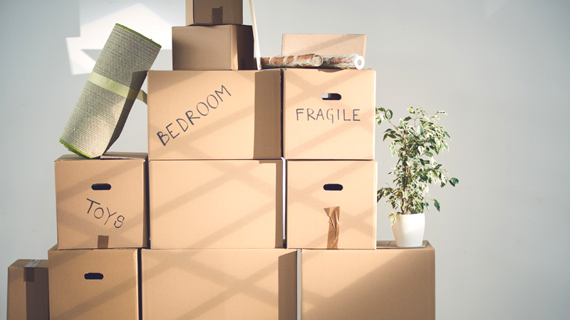 Tips for Preparing Your Family for the Big Move
