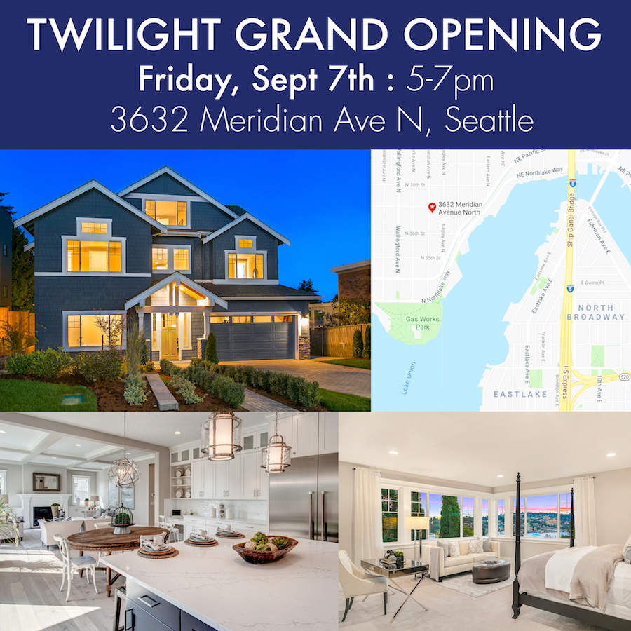 Join Us Today: Twilight Grand Opening in Wallingford from 5-7pm