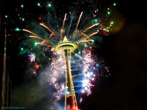 Seattle Area Family Events For New Year's 2019