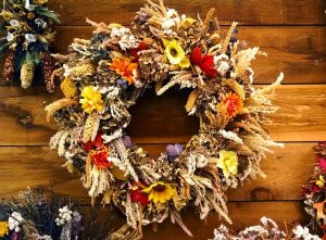 Bring the Outside in for Elegant, Uncultivated Autumn Decorating Ideas