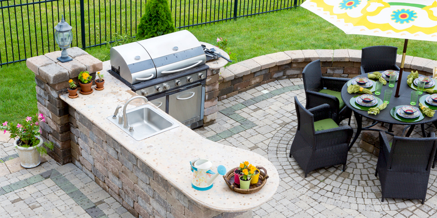 5 Outdoor kitchen trends for 2017