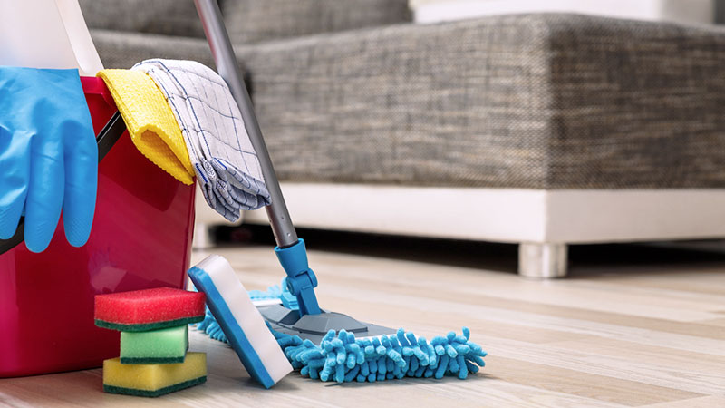 Quick Tips to Help with Spring Cleaning