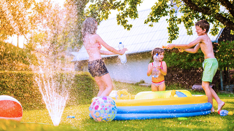 Hot Tips for Outdoor Summer Living Made Easy