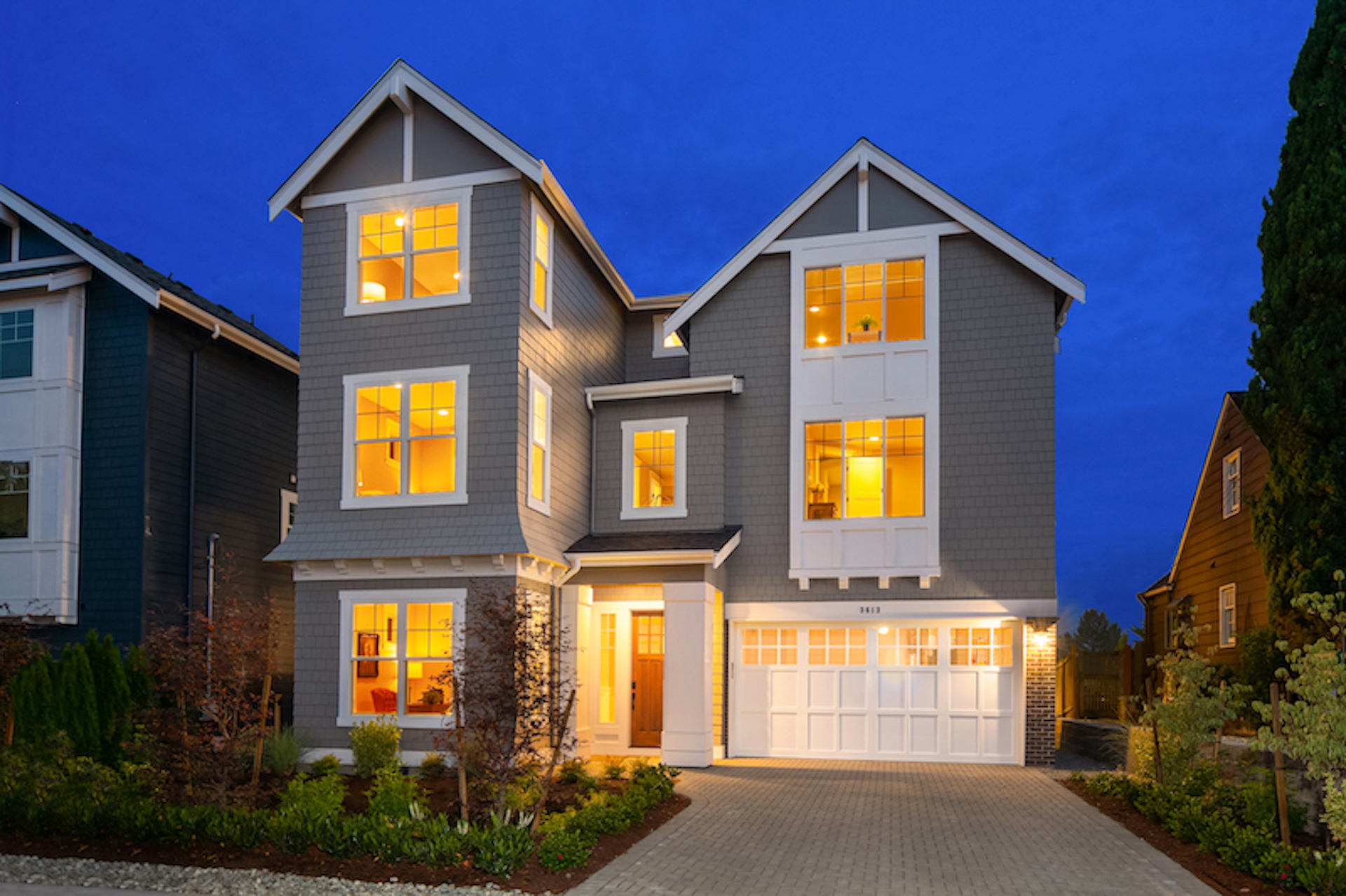 4,402sf New Home