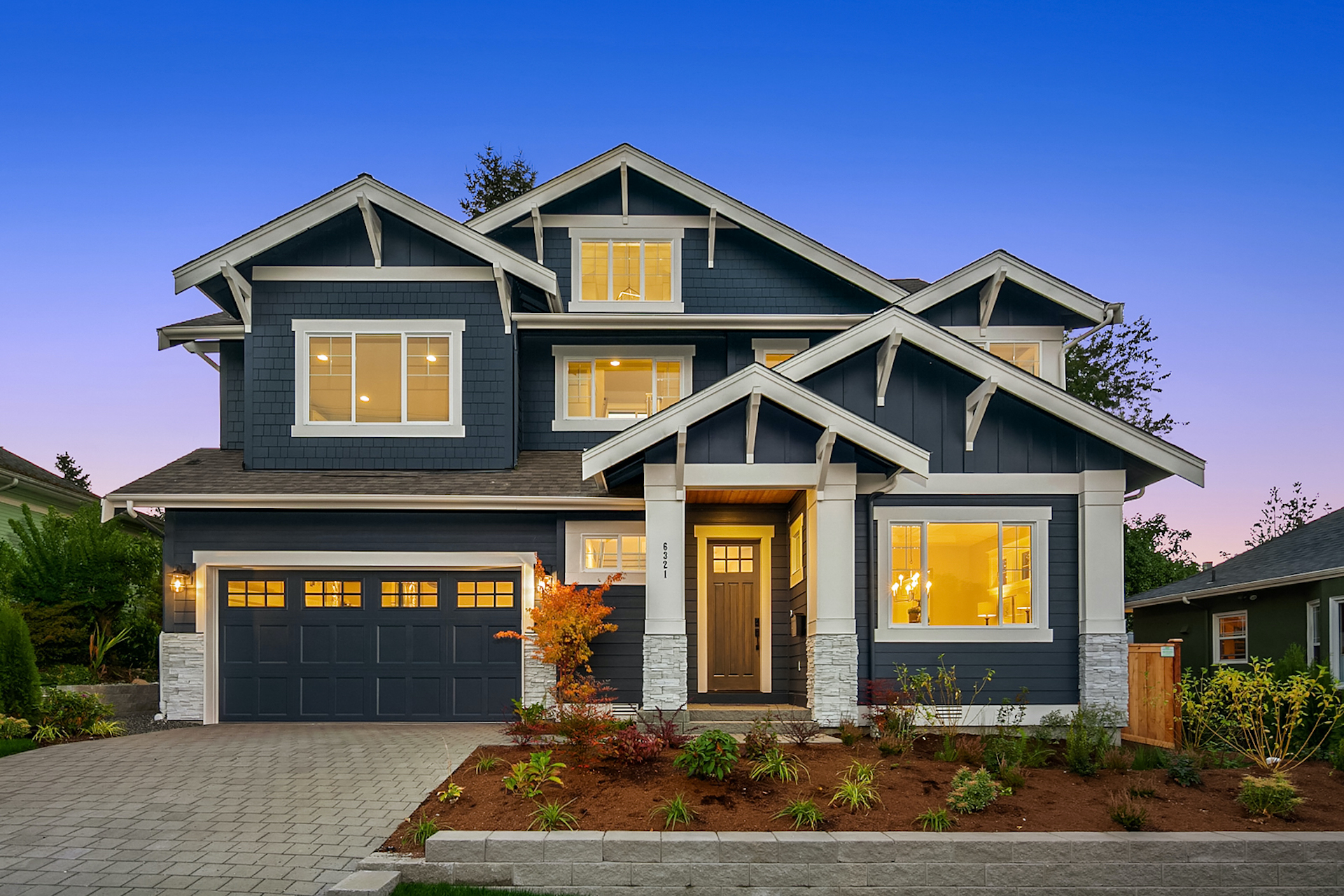 4,244sf New Home