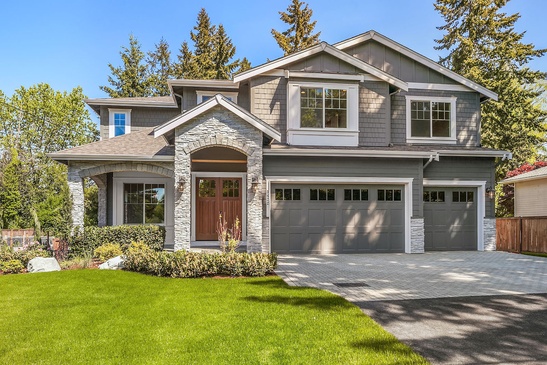 3,639sf New Home