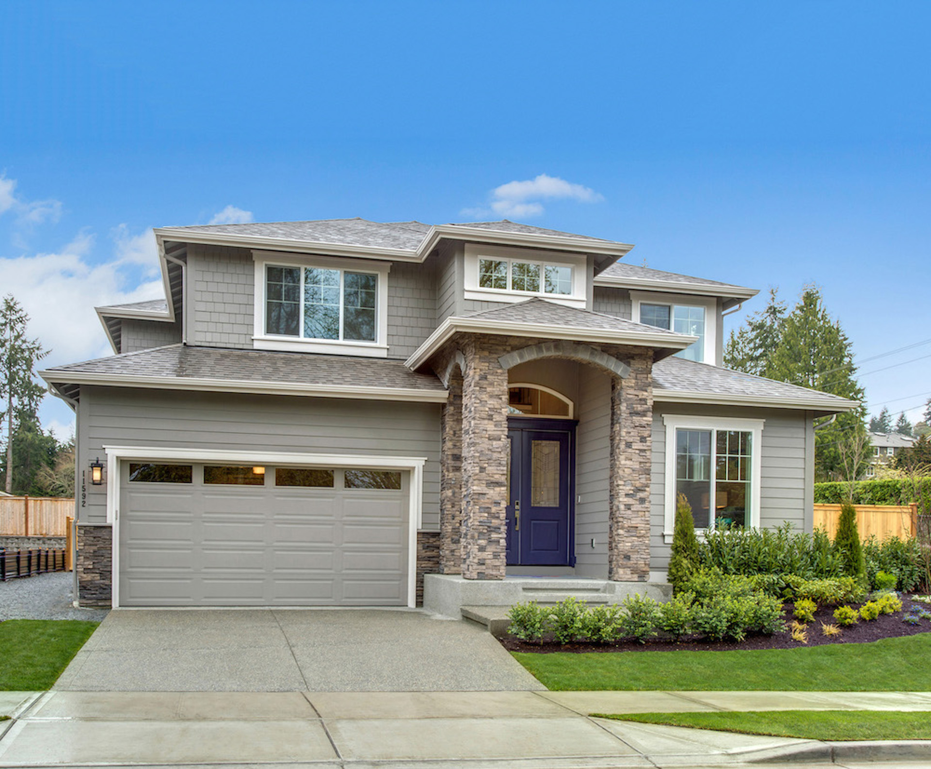 4,227sf New Home