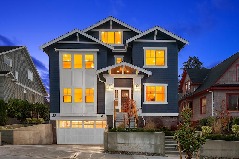 Green Lake Spot Lots New Homes in Seattle, WA