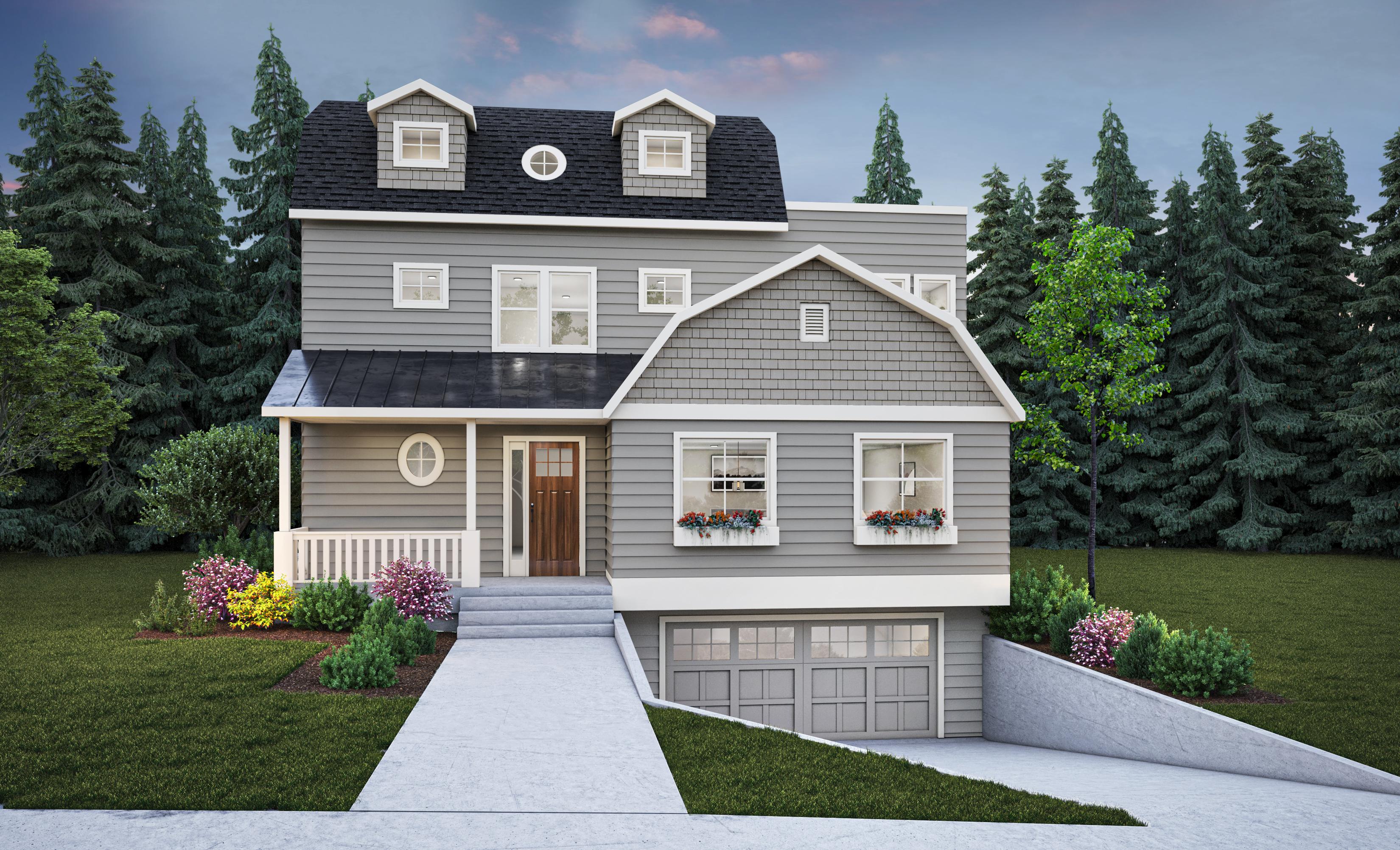 Wallingford Spot Lots New Homes in Seattle, WA