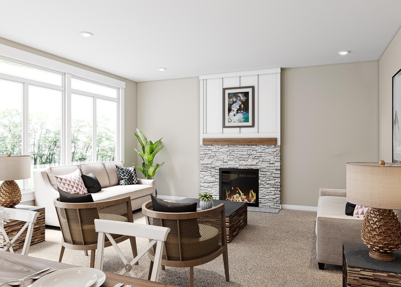 Alder New Home Floor Plan
