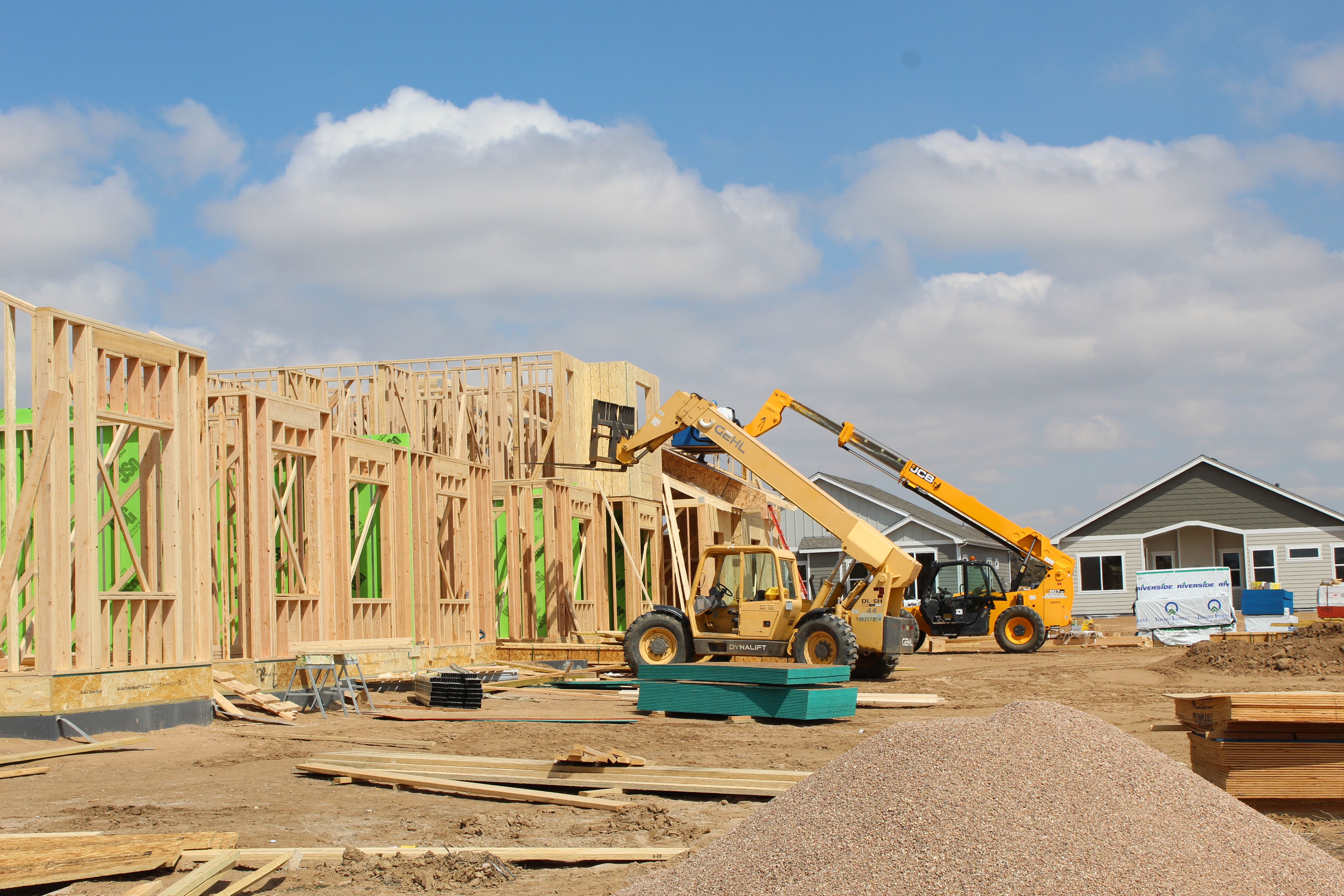 Why are New Homes in Such High Demand?  Learn about the roadblocks all home buyers and builders are facing.