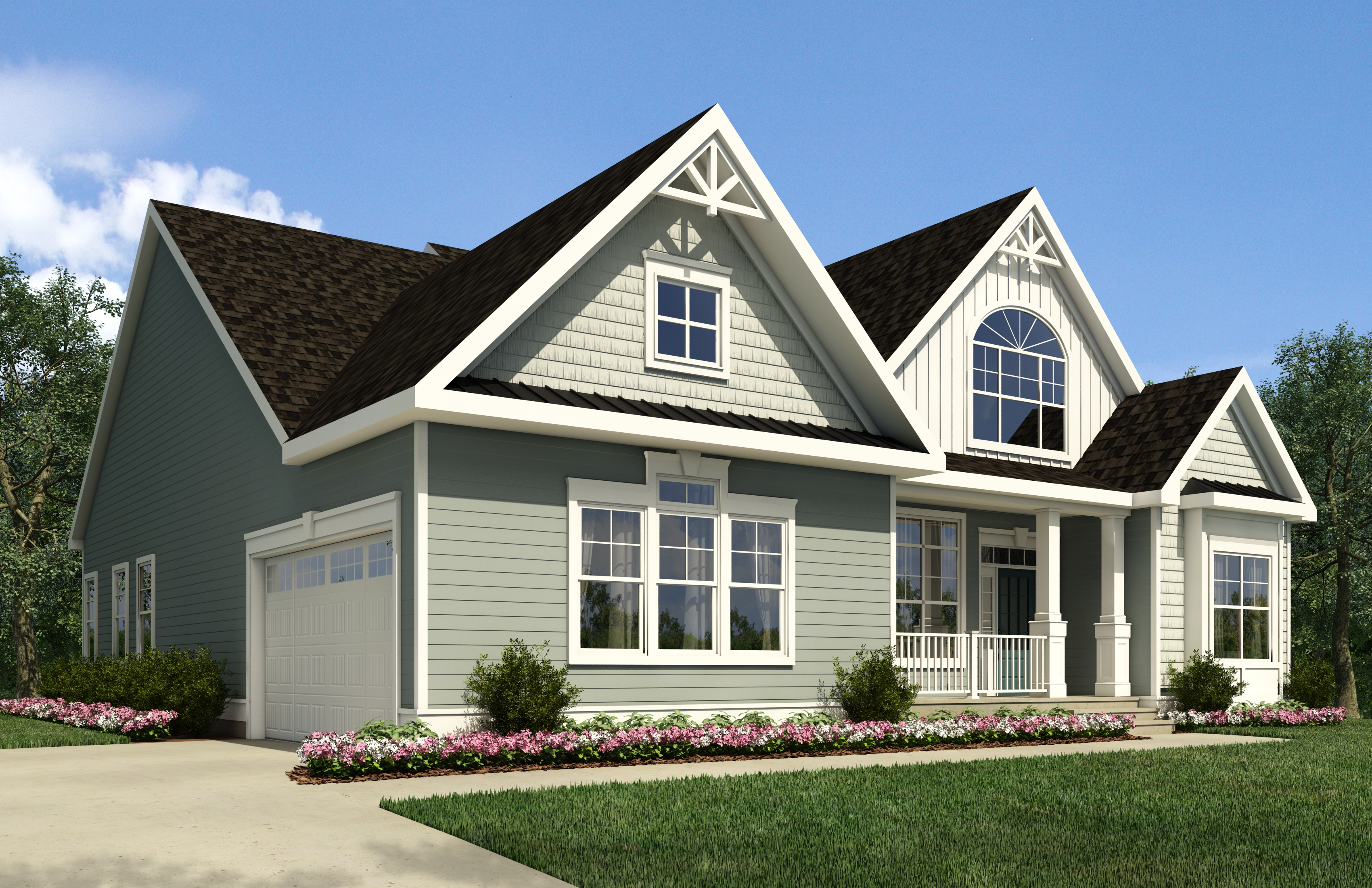 Cartwright new home from insight homes in delaware for Cartwright builders