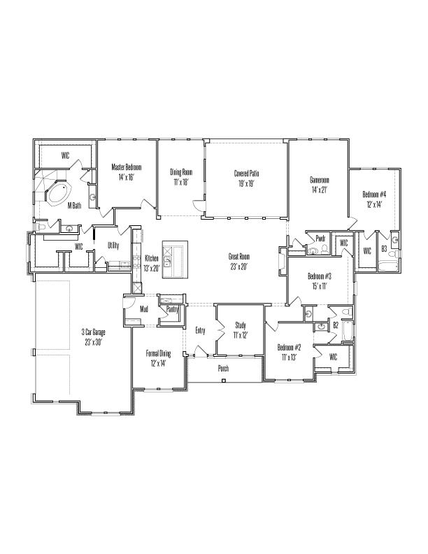 294 Dally Court Floorplan Image - Floor Plan