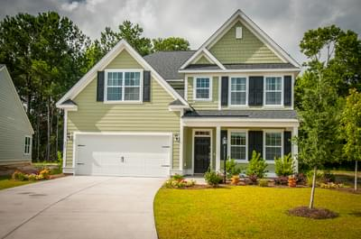 Nelliefield Plantation  - Crescent Homes