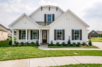 Lakeside at Foxbank Plantation - Crescent Homes