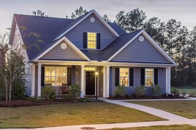 Midfield at Foxbank Plantation - Crescent Homes