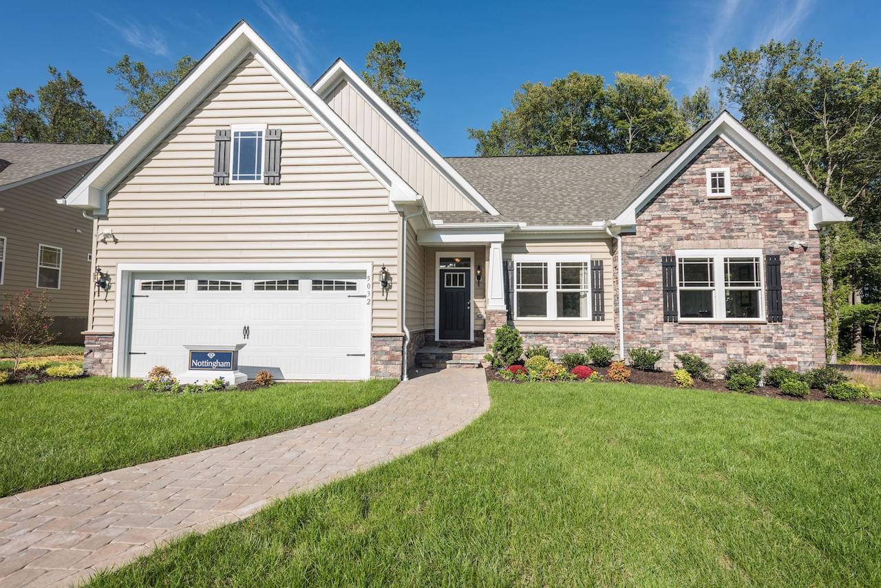New Homes In Baltimore Md Shirley Ridge From Gemcraft Homes