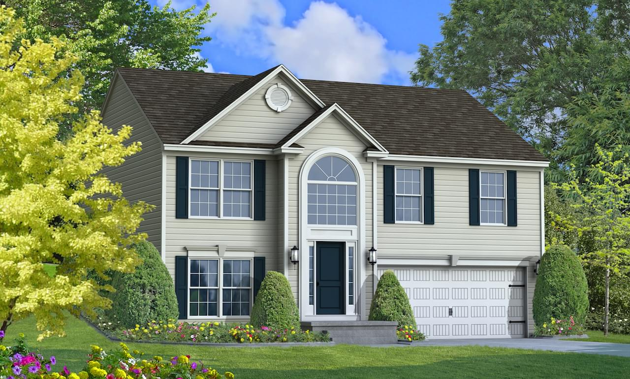 The hanover new home from gemcraft homes for The hanover house