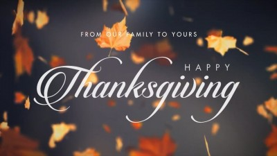 Giving Thanks at Overstreet Builders