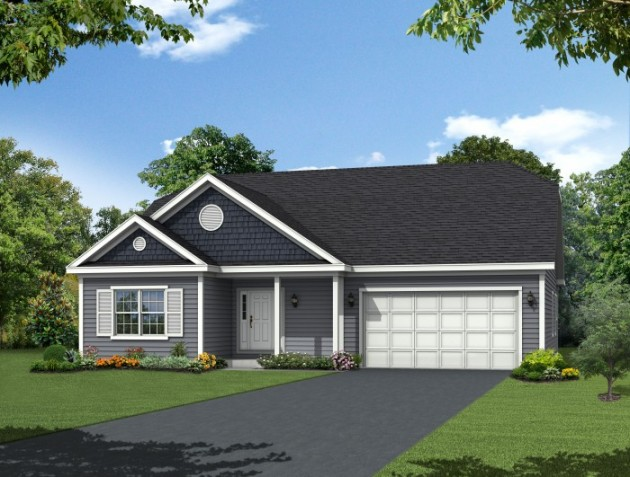 Quick Delivery Homes in Meadows Edge at Highland Woods