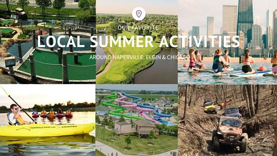Local Summer Activities
