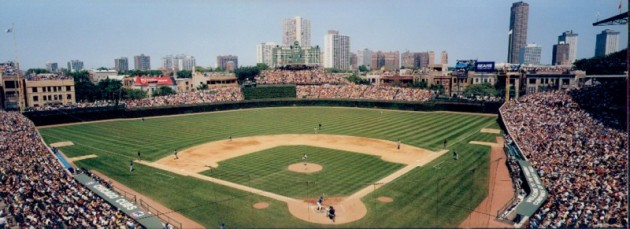 Gearing up for Baseball Season in Chicago