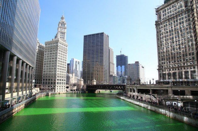 St. Patrick's Day Events in Chicago