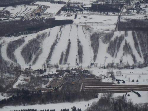 Winter Sports in the Chicago Suburbs