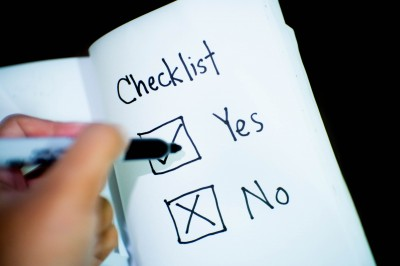 Building Your New Home Search Checklist