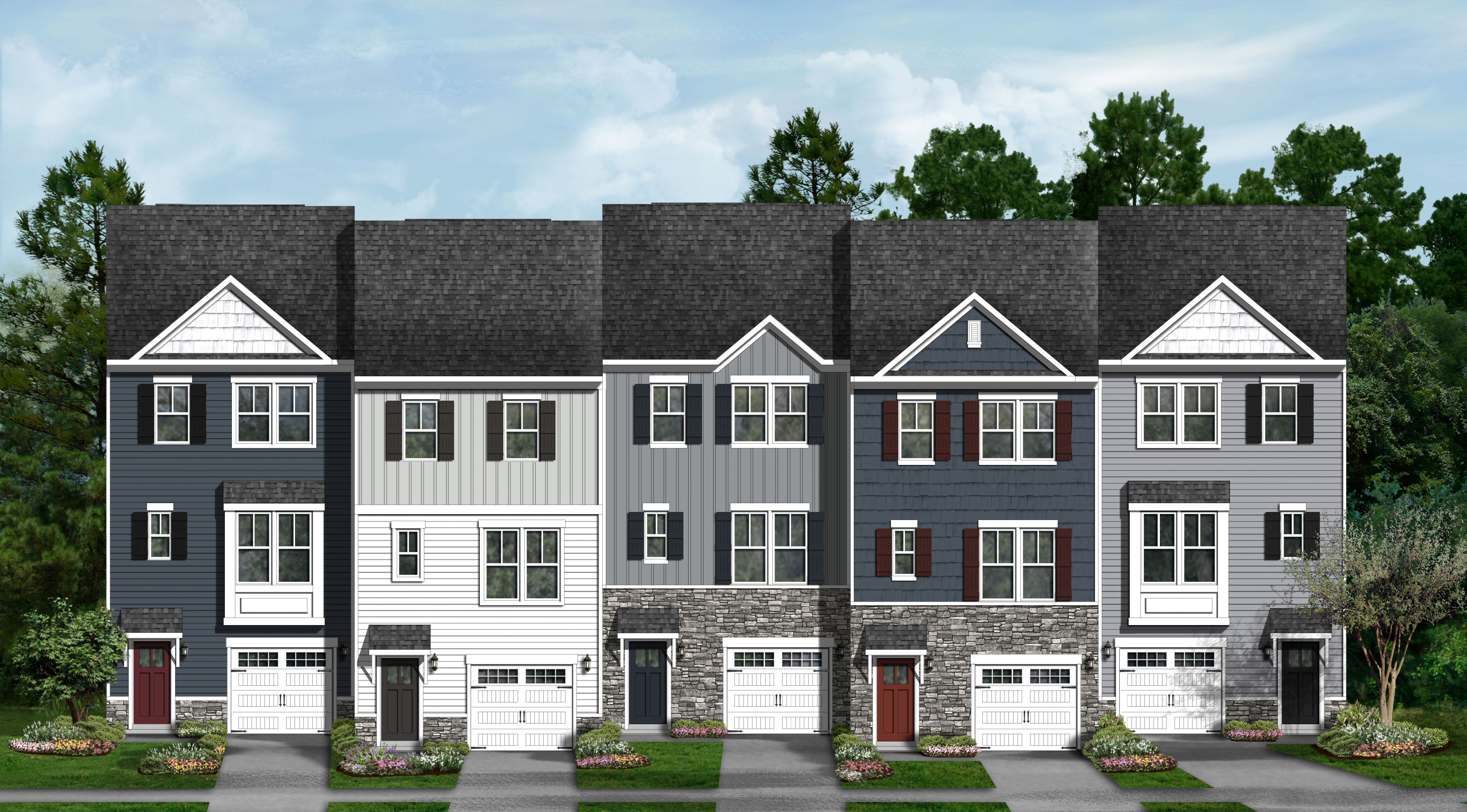 Radcliff Reserve | New Townhome Community in Owings Mills