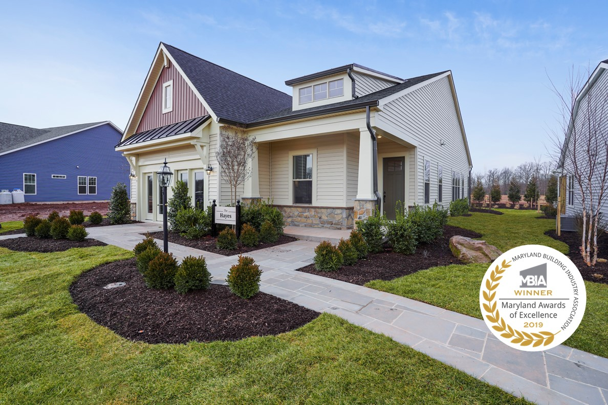 Advantages of New Construction for Active Adult Buyers