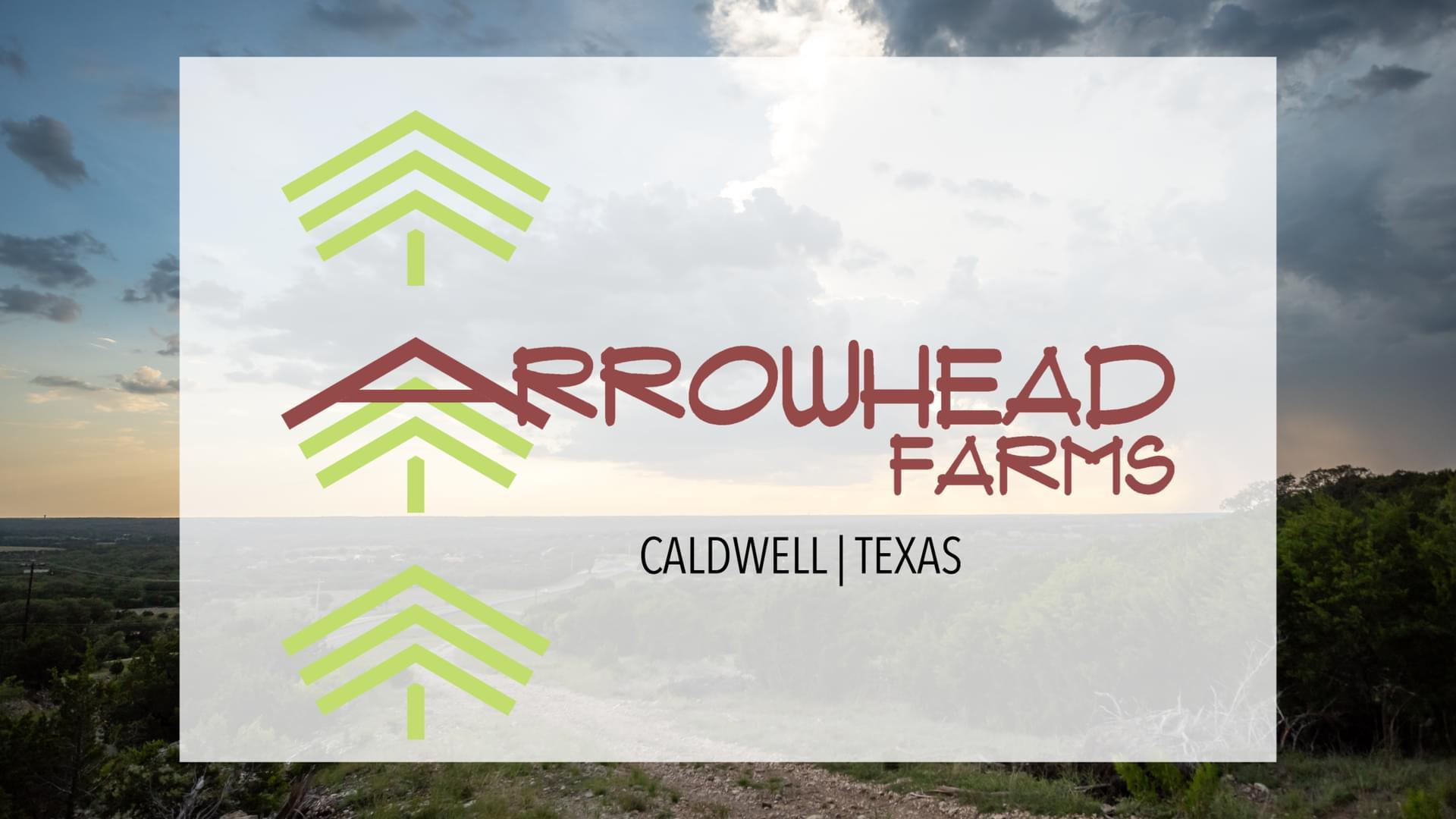 Arrowhead Farms in Caldwell , TX