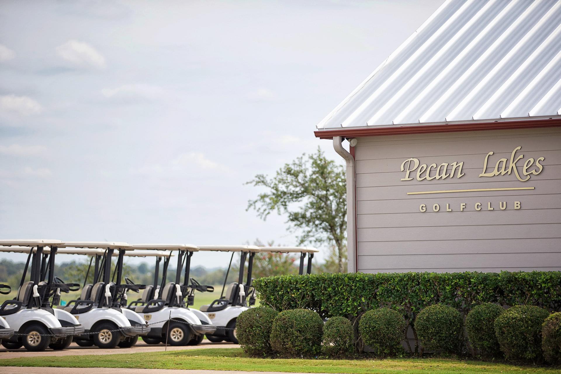 Pecan Lake Estates in Navasota, TX
