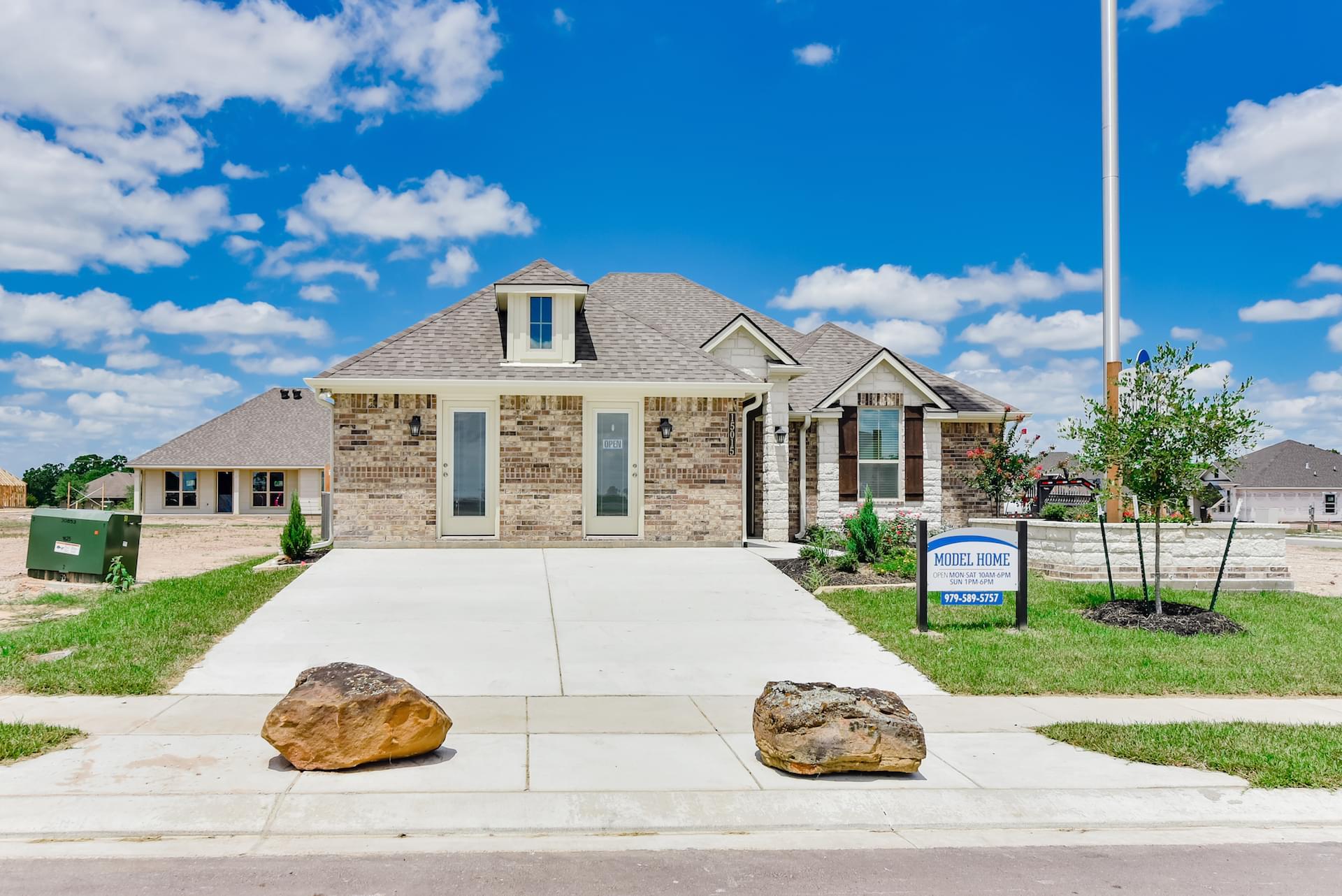 15015 Indian Creek Lane in College Station, TX