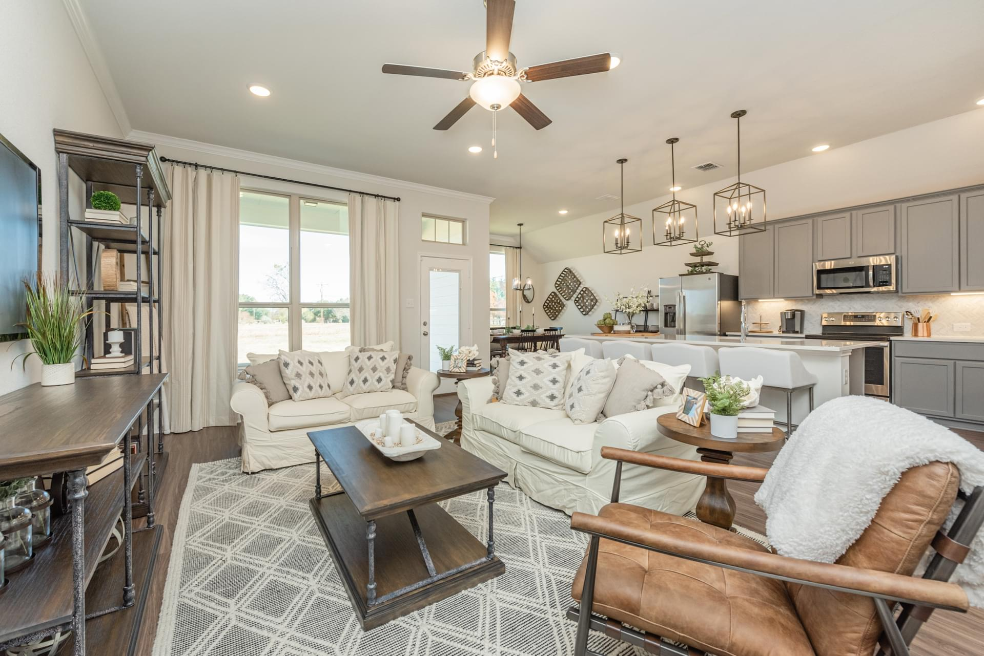 Stylecraft Builders Gallery - Living Rooms