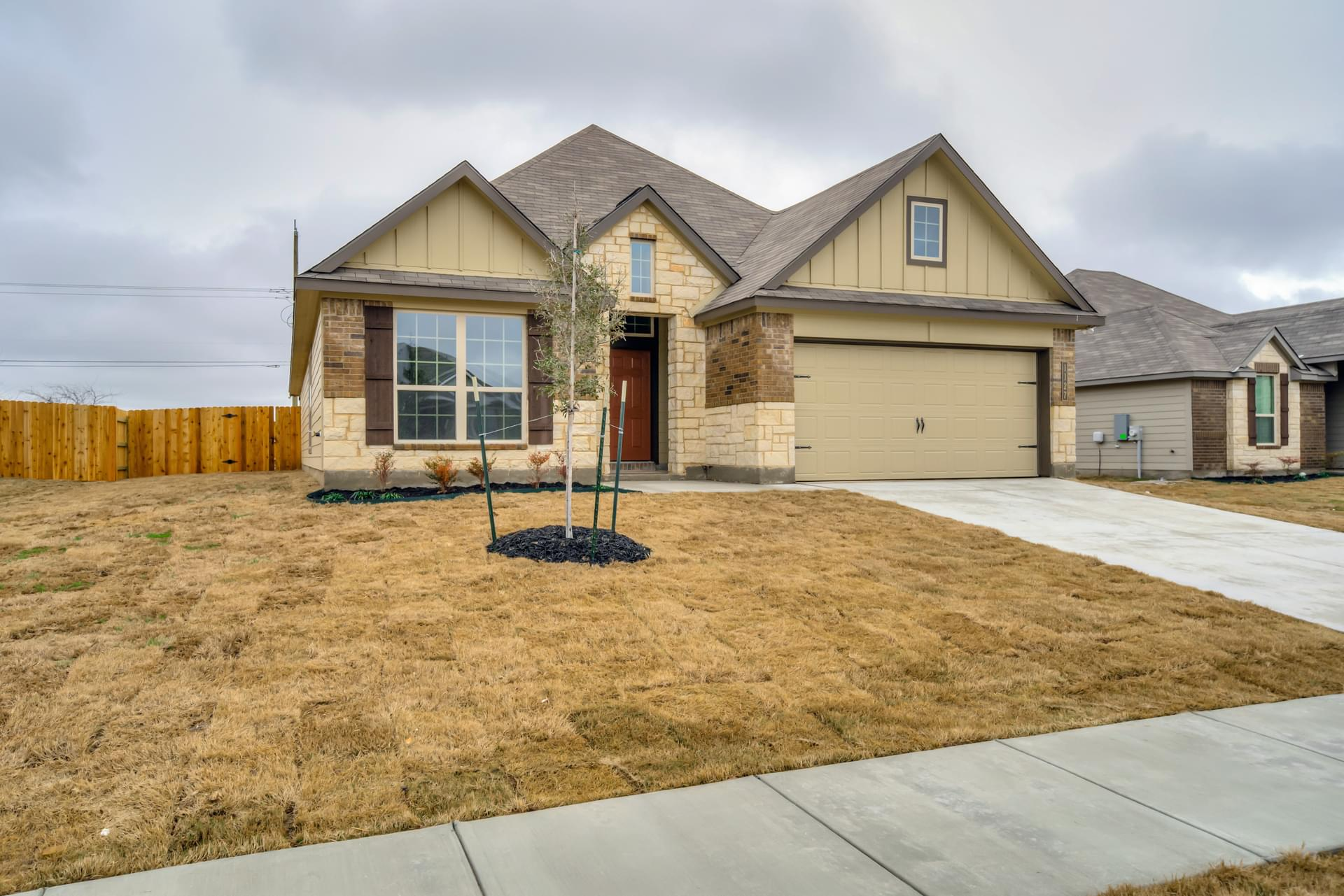 1127 Lilac Ledge Drive in Temple, TX