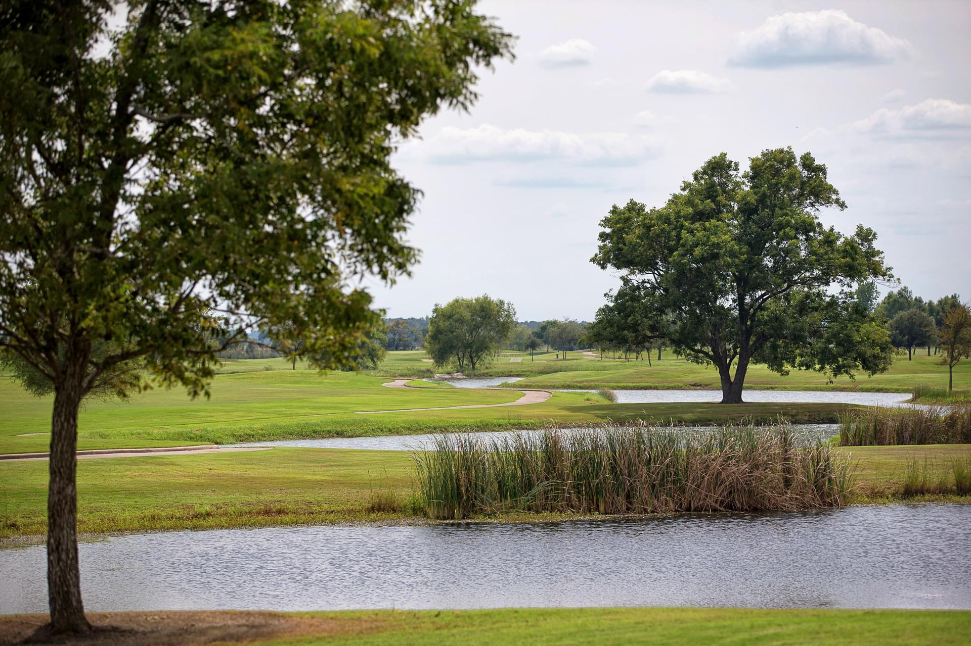 Pecan Lakes Estates in Navasota, TX