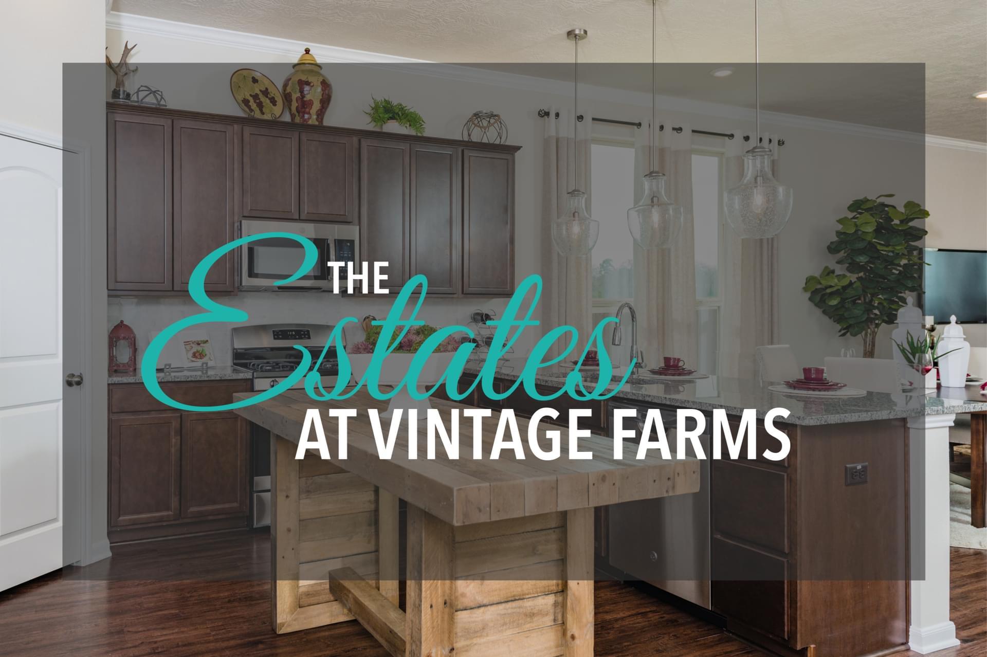 The Estates at Vintage Farms in Brenham, TX