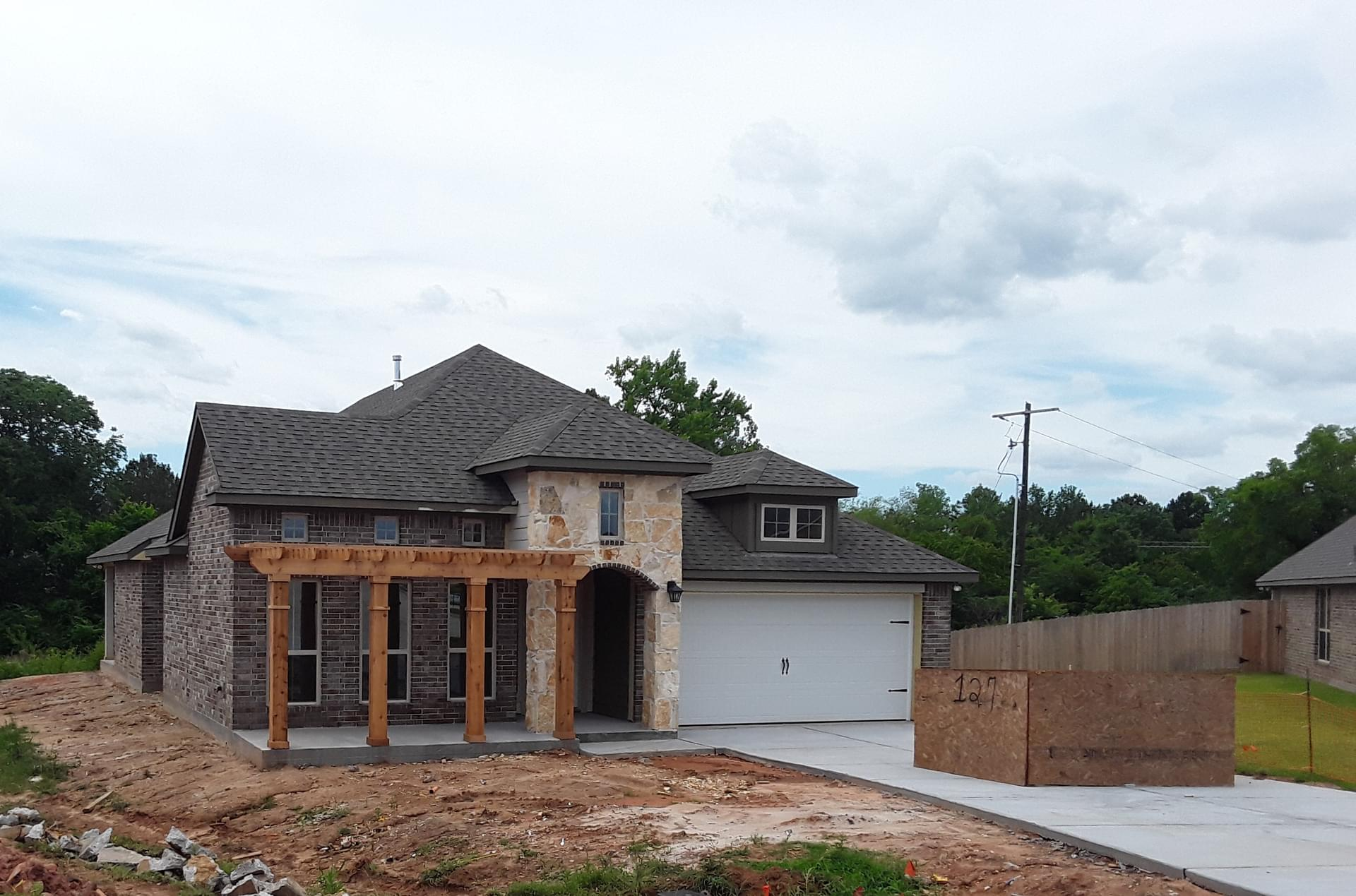 127 Abner Lane in Montgomery, TX
