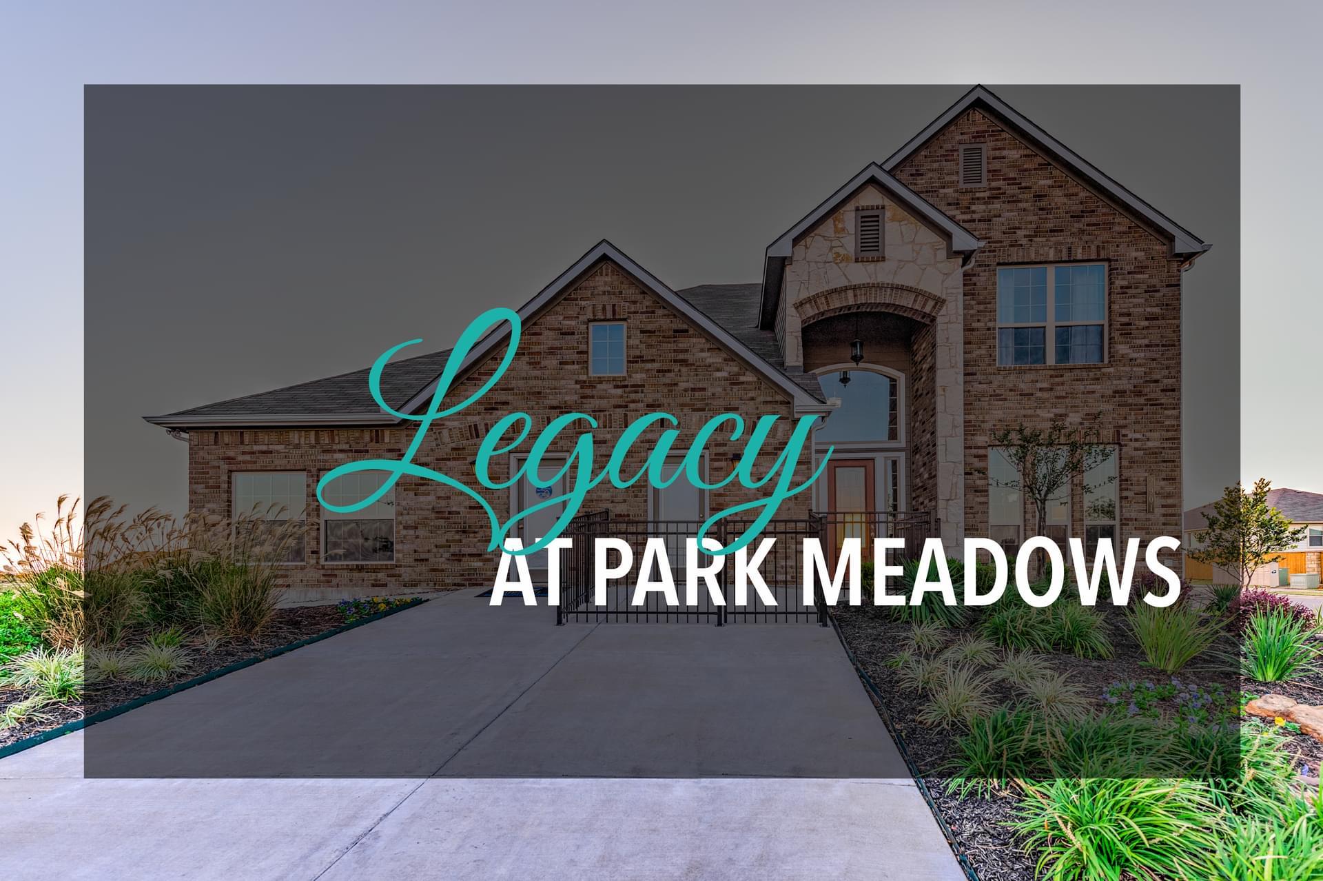 Legacy at Park Meadows in Waco, TX