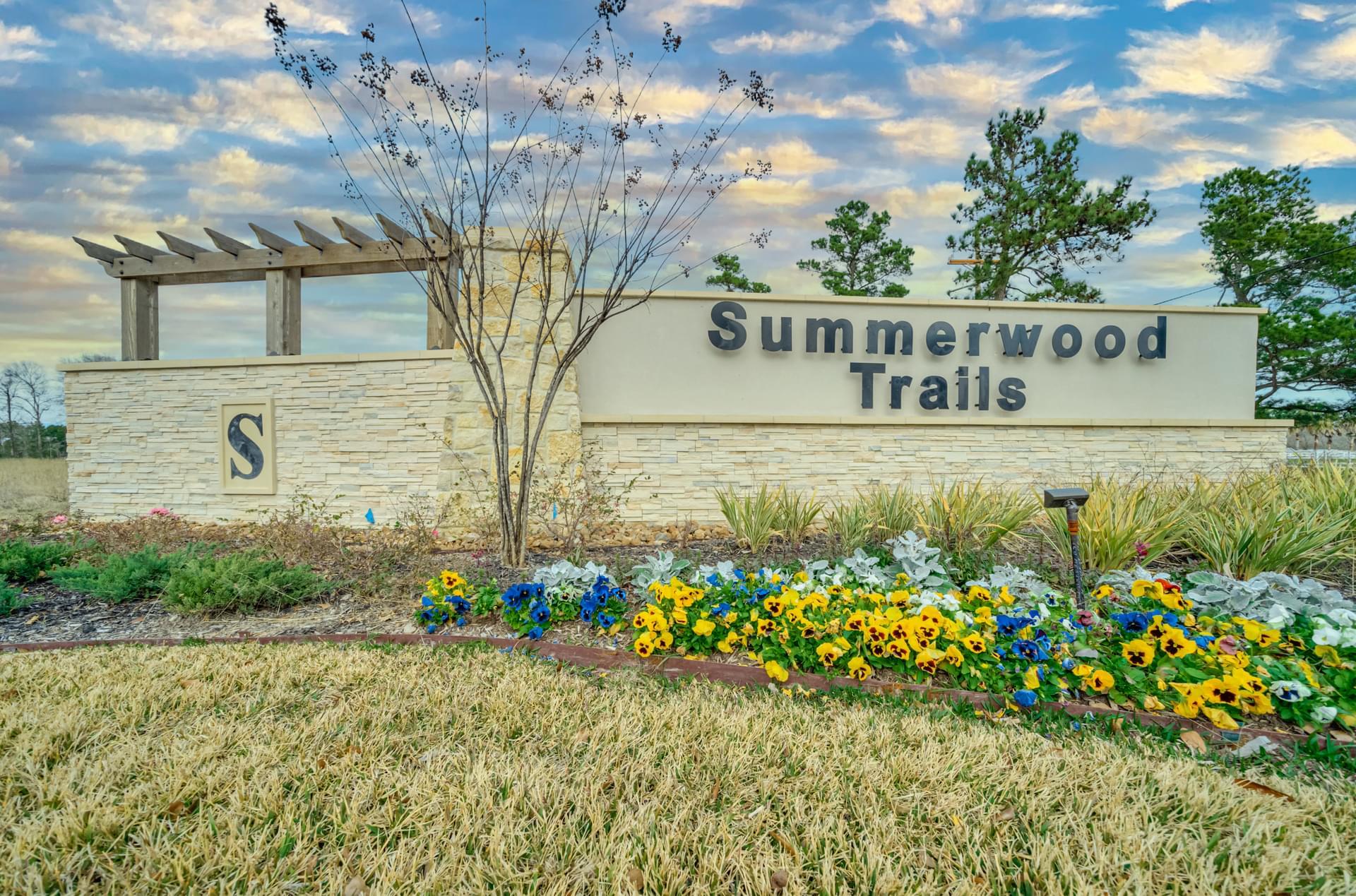 Summerwood Trails in Willis, TX