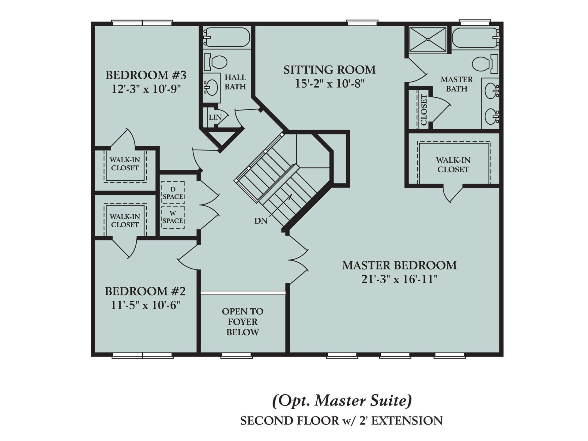 The Hampton | Award winning new home builder for over 35 years with ...